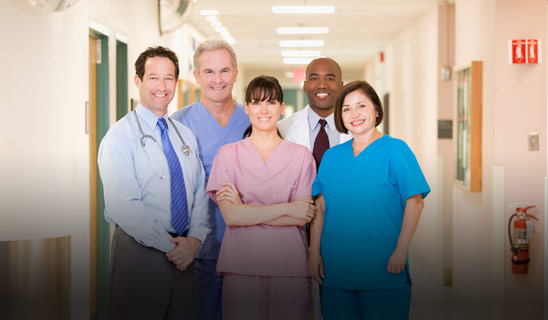 Meet your in-center care team
